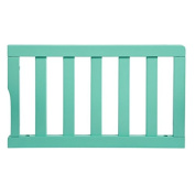 Dream On Me Convertible Crib Toddler Guard Rail In Emerald