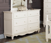 Clementine Dresser In Antique White