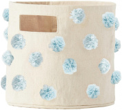 Pehr Designs Pom Pom Pint, Blue