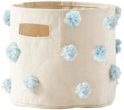 Pehr Designs Pom Pom Mini, Blue