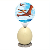 Projector Egg Light Ivory Pteranadon Night Light Dinosaur