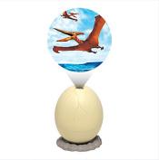 Projector Egg Light Ivory Pteranadon Night Light Dinosaur