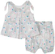 Anais & I Anais and I Charlotte Set, Liberty Print, 24 Months