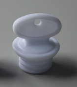 Sänger Rubber Hot Water Bottle - Replacement Stoppers (Pack of 2) - White Version