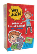 Hey Jack ! What a Lot of Books! Collection 15 Books Box Set By Sally Rippin NEW