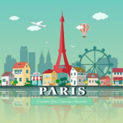Paris Creative You Coloring Journals