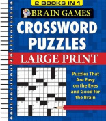 Brain Games Crossword Puzzles Large Print