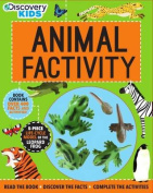 Discovery Kids Animals Factivity Kit