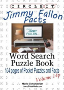 Circle It, Jimmy Fallon Facts, Pocket Size, Word Search, Puzzle Book