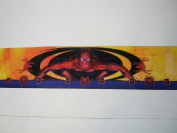 SPIDER-MAN WALL BOARDER PEAL AND STICK
