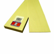 Midwest Products 4439 Scale Lumber Basswood Flooring, 24x 3Inches x 0.2cm , 0.125 Spacing