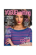 Vogue Knitting Magazine - Spring/Summer 2015