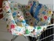 Premium Shopping Cart Covers for Babies. With KiddyKeen You can trust for cosy and comfort Keep your little ones safe from Dirt and Germs.