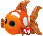 "New TY Beanie Boos Cute Sami the Fish Plush Toys 6"" 15cm Ty Plush Animals Big Eyes Eyed Stuffed Animal Soft Toys for Kids Gifts"