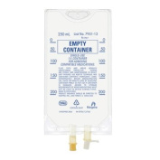 Empty IV Container/Bag, 250ml