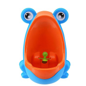 Lowmany Pretty Boy Frog Toilet Training Urinal,Aiming to Practise