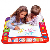 Christmas Gift, Tonsee® Children's Drawing Toys Mat (80cmx60cm) Magic Pen Educational Toy 1 Mat+ 2 Water Drawing Pen
