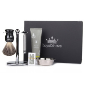 Muhle R89 Closed Comb Safety Razor Set