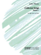 Collected Songs for High Voice - Volume 1