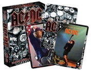 AC/DC Playing Cards