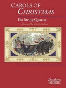 Carols of Christmas for String Quartet