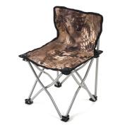 Lucky Bums Lightweight Foldable Durable Compact Kids Camp Chair, Kryptek Highlander