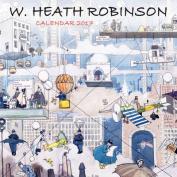 W. Heath Robinson Wall Calendar 2017