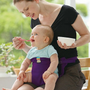 Lychee Portable child strap seat belt baby dining chair safety seats tool, Toddler Safety Harness ,Shopping Cart Safety Strap. Space-Saver,Mom'sChoice & Preferred Choice & Family Choice,Great for High Chair/Travel/Home