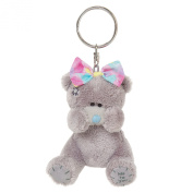 Me to You Tatty Teddy With Pretty Bow Keyring Gift