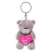 Me to You Tatty Teddy Love You Heart Keyring Gift