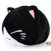 Super Lovely Plum Cat Plush Toy Plush Pillow Birthday Gift 38cm