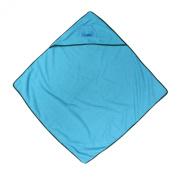 Baby Bath Cape Blue 75 x 75 cm