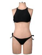 DODOING Sexy Women Bikini Set Push-Up Padded Bra Swimsuit Beach Swimwear