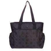 Bellotte Amber Nappy Tote Bag, Black