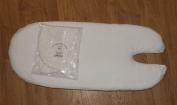 2 x Baby Crib Fitted Sheets to fit Stokke Xplory Carry Sheets - 100% Cotton