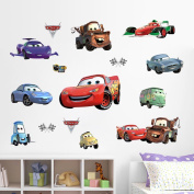 Mylunn(TM)2015 DIY Removable Car Wall Sticker Home Decor Kids Rooms Decoration