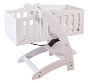 Ninnananna 4-in-1 Baby Crib/Highchair/Child Seat and Storage System