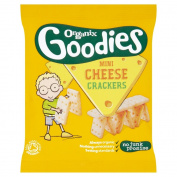 Organix Goodies Mini Cheese Crackers 20 g