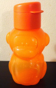 Tupperware Fun Eco Character Bottle 350ml - Monkey