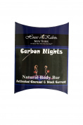 House of Kalon 170 g Carbon Nights Organic Soap Bar