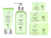 Claudia Stevens Olive Oil Formula Skin Collection - Deluxe 5 Piece Set