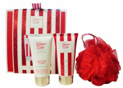 Grace Cole Frosted Cherry & Vanilla 3-Piece Body Treats Gift Set for Her