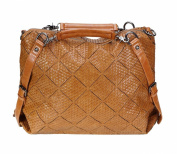 BeltArt Women's Cross-Body Bag BROWN