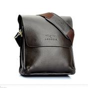 ZY Men's Vertical Business Casual Crossbody Bag