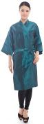 Hairdressing Salon Client Gown Kimono Style- 110cm Long