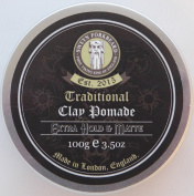 Traditional Clay Pomade - Extra Hold & Matte 100g by Sweyn Forkbeard London