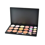 20 Colour Natural Nude Concealer Palette with Brushes Camouflage Face Makeup