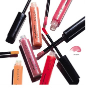 Avon Ultra Glazewear Lip Gloss - MULBERRY