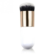 Feihy Lovely Models Makeup Brush Chubby Pier Foundation Brush Make-up Brush Mini Flat
