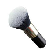 Black Makeup Brush Set Blending Blush Eyeliner Face Powder Brush